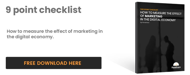 Free checklist: Measure the effect of marketing